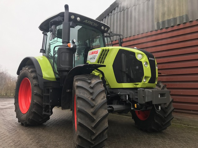 Claas Arion 530- 4 ATZ